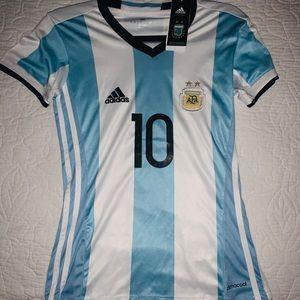 argentina, messi jersey